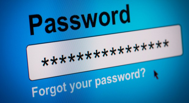 Never lose a password again
