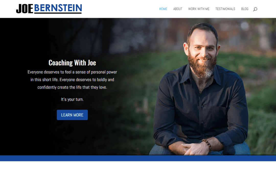 Joe Bernstein Coaching